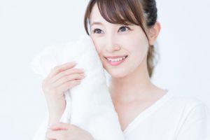 蒸しタオルの毛穴ケア方法